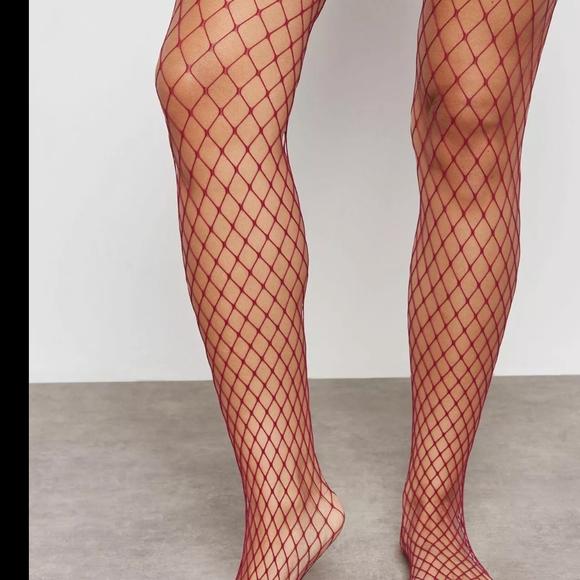 Leg Avenue.. Spandex Fish Net Stockings